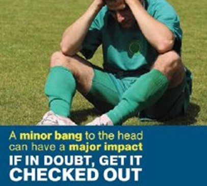 FA concussion guidelines an important step, but education is key, says charity Main Image
