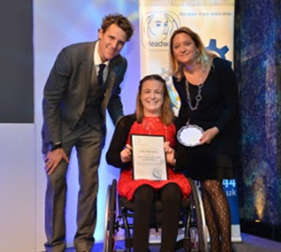 Awards honours for 12 Headway Heroes Main Image