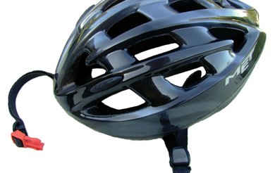 A cycle helmet