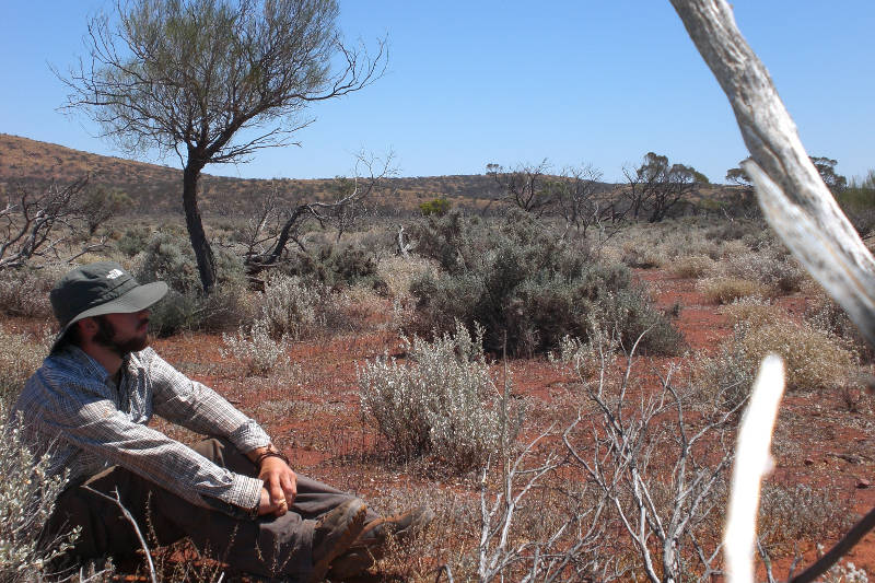 After leaving high school, brain injury survivor Kieran spent his gap year in Australia