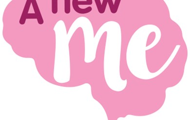 A New Me campaign logo