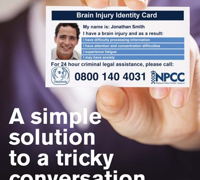 Launch of new brain injury ID initiative in Northern Ireland Main Image