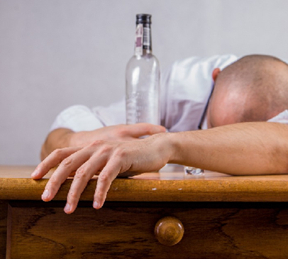 Alcohol misuse and mood disorders following traumatic brain injury Main Image