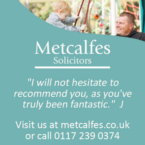 Metcalfes advert