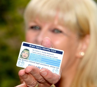 DWP to recognise Headway ID card Main Image
