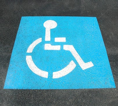 News on Blue Badges for hidden disability welcomed Main Image