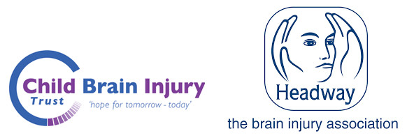 Child Brain Injury Trust and Headway logos