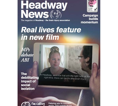 Headway News autumn 2018 Main Image