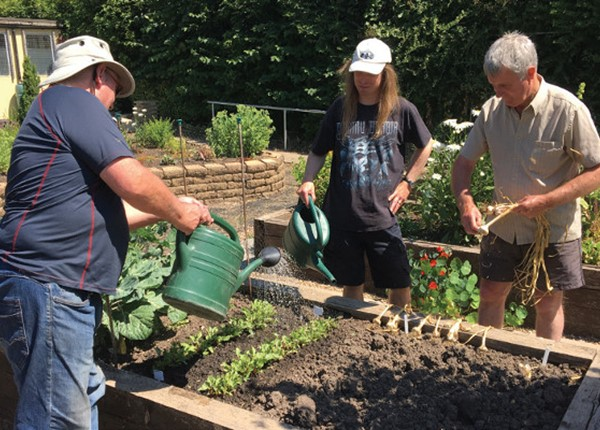 Nature's Way: Gardening after brain injury