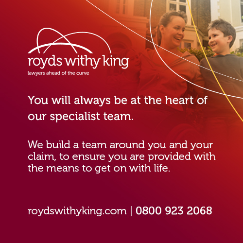 Royds Withy King Ad