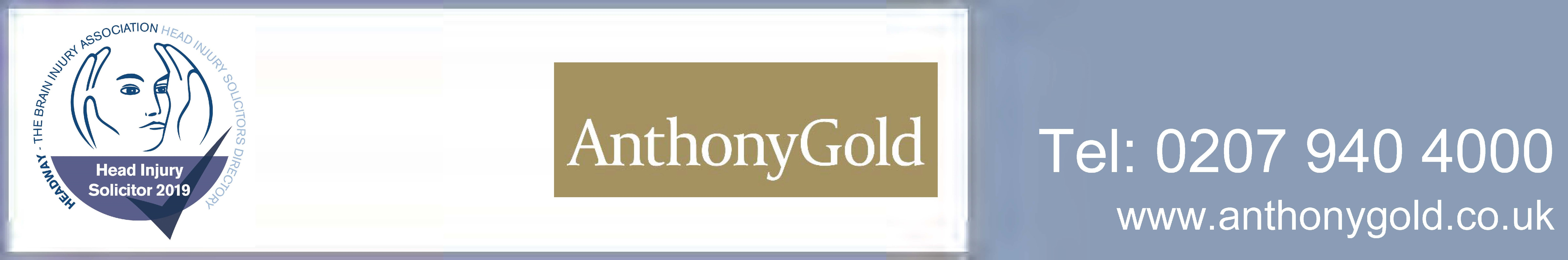 Anthony Gold Banner