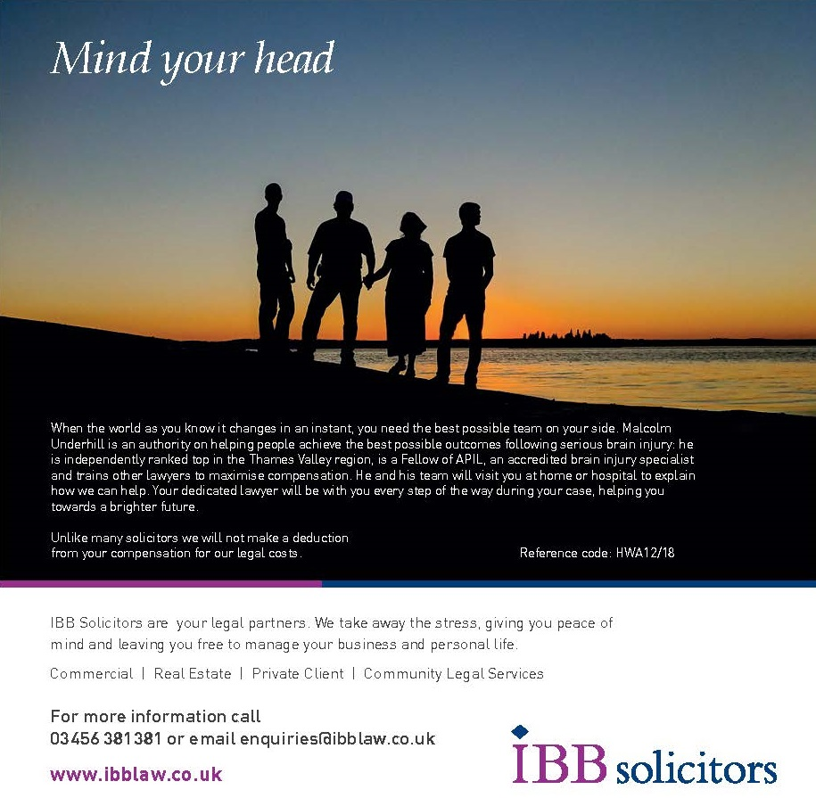 IBB Advert
