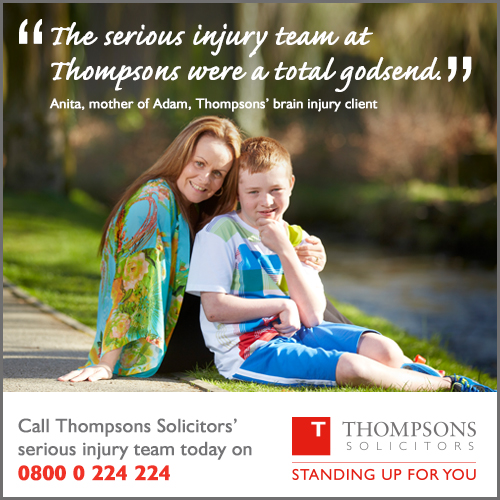 Thompsons Advert