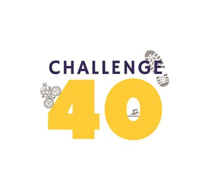 How will you challenge 40? Main Image
