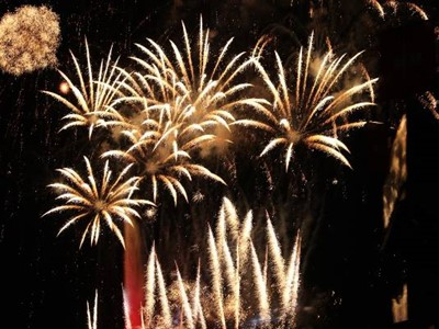 Fireworks after brain injury