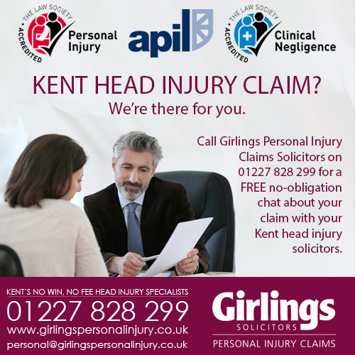 Girlings Personal Injury