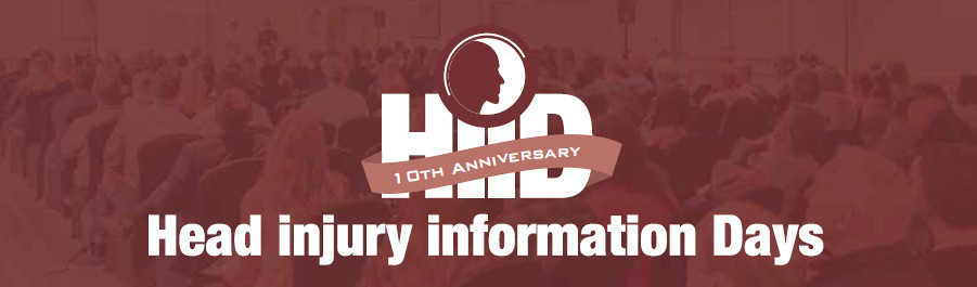 Head Injury Information Days - 10th anniversary