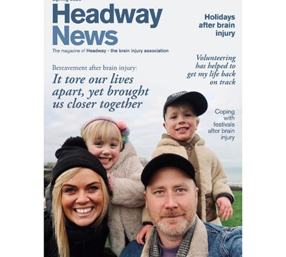 Headway News spring 2020 Main Image