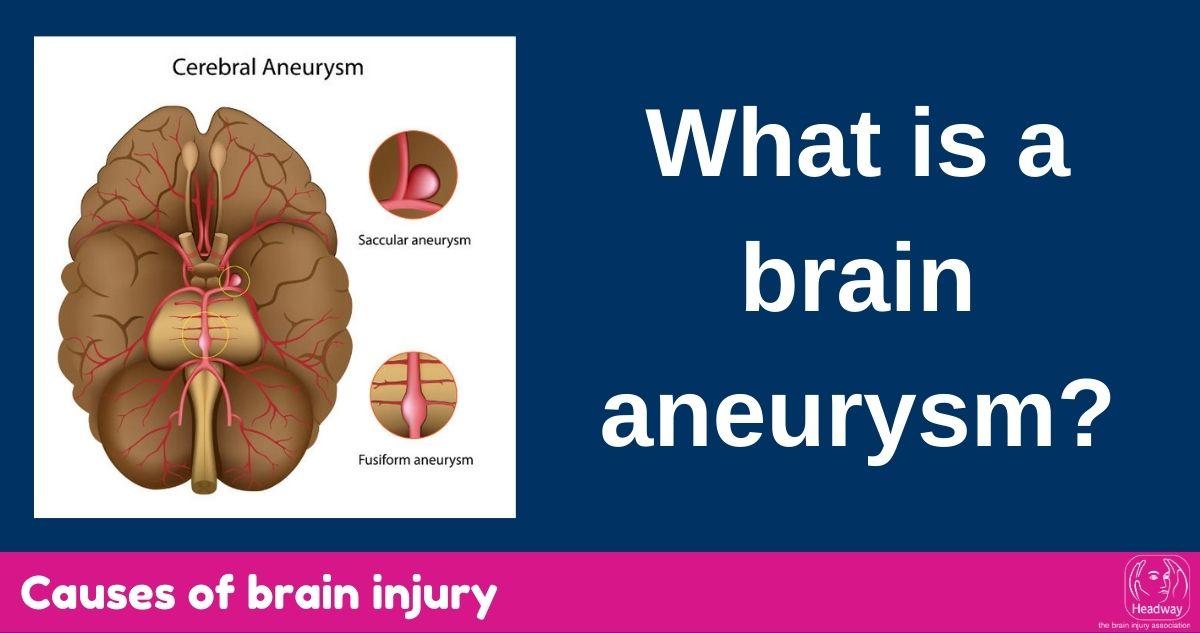 Brain Aneurysm Headway